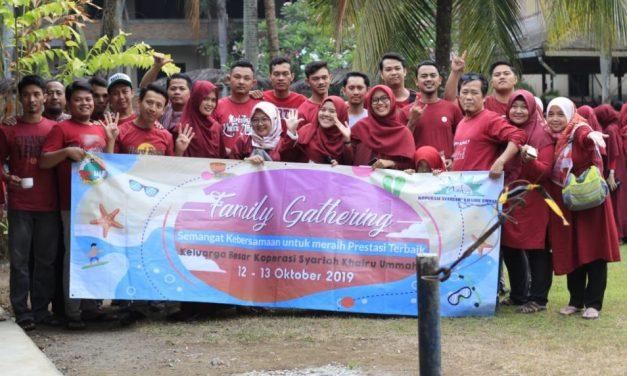 Soliditas Lembaga Melalui Family Gathering