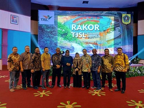 Tim Fasilitasi TJSL Undang Stakeholder Perusahaan Dalam Rakor TJSL Tahun 2019