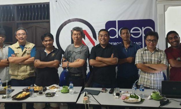 Aktivis Nasional Pemilu dan Demokrasi Ngumpul di Bogor