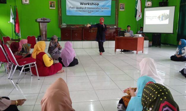 Himpaudi Kabupaten Sumedang Gelar 'Workshop Public'