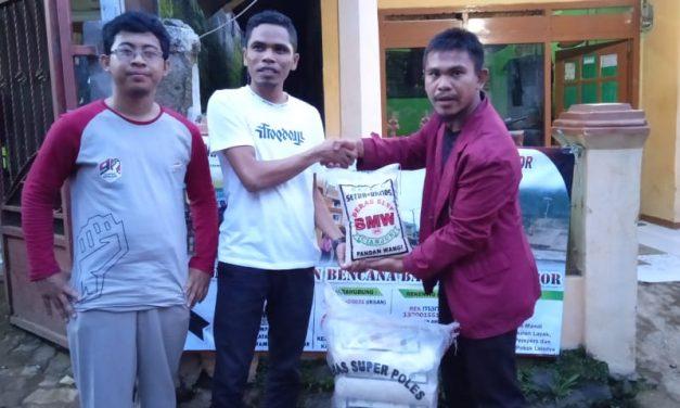 DPP IMM dan DPD IMM Sulawesi Barat, Salurkan Donasi Korban Bencana di Kabupaten Bogor