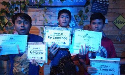 Inilah Juara Liga Pelajar Season II Stand Up Indo Bogor Barat