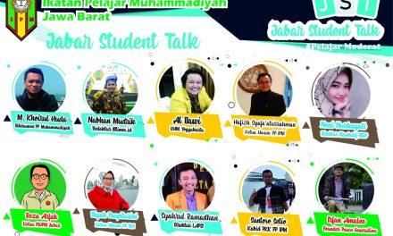 IPM Sukses Selenggarakan Jabar Student Talk