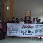 Dapur Vinus Kuatkan Solidaritas Berbagi Sesama di 9 Titik Desa di Kabupaten Bogor