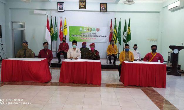 Angkatan Muda Muhammadiyah Pacitan Tolak RUU HIP