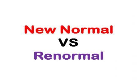 Pengamat: New Normal atau Renormal?