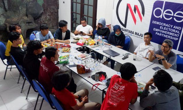 Kelompok Muda Kabupaten Bogor Bertemu Bahas Gerakan Filantropi