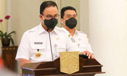 Jakarta Kembali Terapkan PSBB