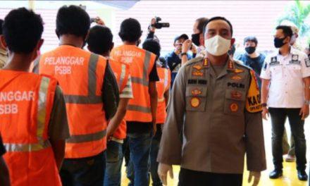 Catat! Ini sanksi pelanggaran PSBB DKI Jakarta.