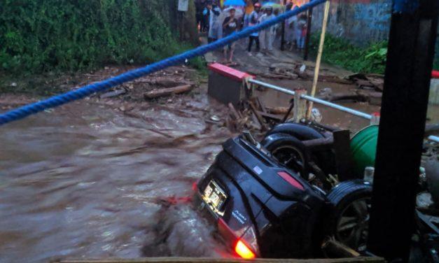 Sukabumi dilanda Banjir!