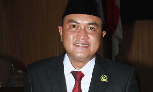 Ketua DPRD Bogor, Rudy Susmanto Positif Covid-19.