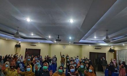 Pelatihan Peningkatan Kapasitas Politik Perempuan di Kabupaten Bogor