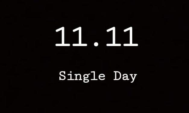 11.11 Hari Jomblo Nasional