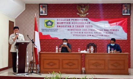 Dispora Kabupaten Bogor Beri Apresiasi terhadap Visi Nusantara Maju