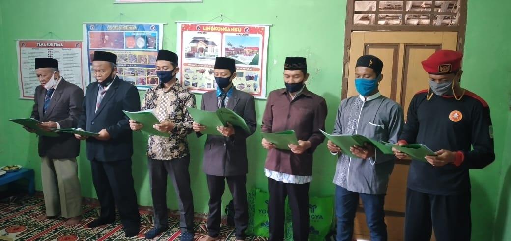 Pelantikan PC Muhamadiyah Kecamatan Ujungjaya