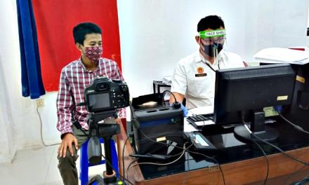 Pelayanan Tetap Buka, Disdukcapil Kabupaten Bogor Lakukan Swab Massal
