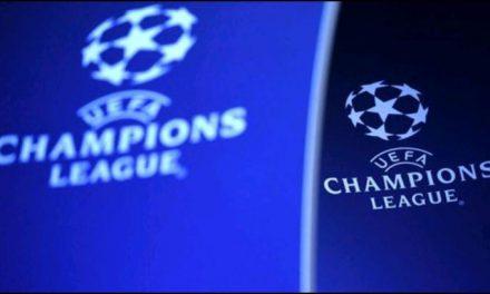 Hasil Lengkap Leg Pertama Babak Pertama 16 Besar Liga Champions