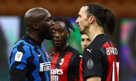 3 Gol Inter Hancurkan Milan