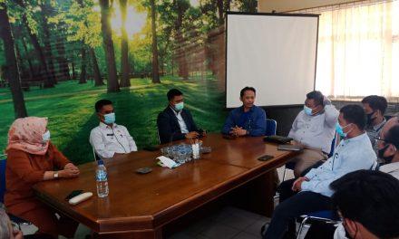 KPAD Kabupaten Bogor Sambangi Kantor Camat Dramaga.