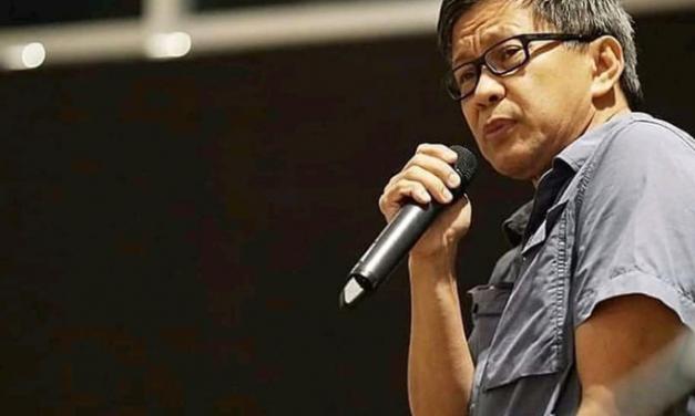 Perpres 'Miras' dicabut, Rocky Gerung : Jokowi Takut Secara Politis