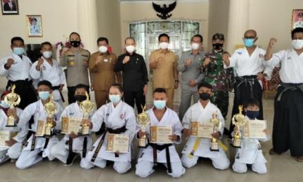 5 Karateka asal Majalengka Ukir Prestasi di Ceko