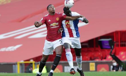MU Vs Crystal Palace Tuntas dengan 0-0