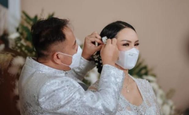 Usai Drama Batal Nikah, Kini Vicky dan Kalina Sah