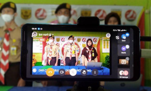 Inovatif! DKR Cibungbulang Gelar Sisminsat Virtual