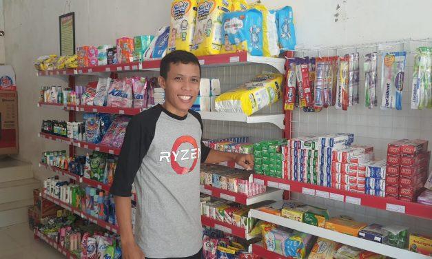 GVN Store Siap Penuhi Kebutuhan Masyarakat Pasca Lebaran